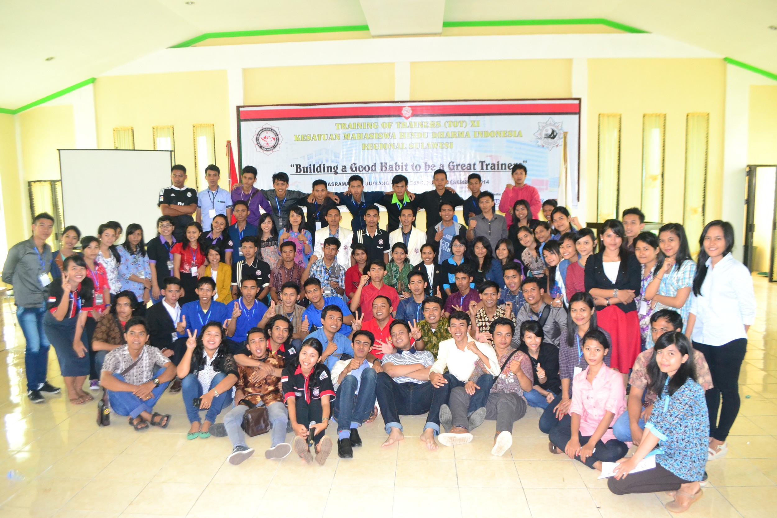 TOT XI KMHDI Sulawesi
